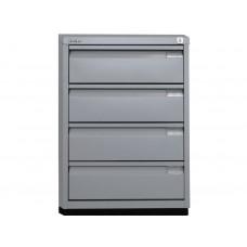 Шкаф многоящичный Bisley MS4E