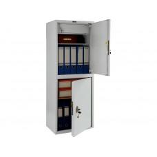 Бухгалтерский шкаф Практик SL-125/2Т